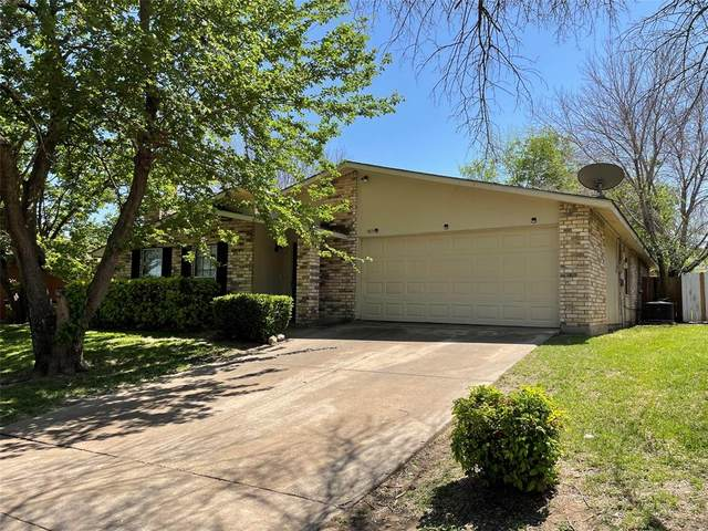 1405 Burmeister Road, Fort Worth, TX 76134 (MLS #14553805) :: The Chad Smith Team
