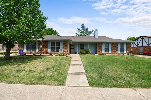 2329 Dalewood, Bedford, TX 76022 (MLS #14553816) :: Premier Properties Group of Keller Williams Realty