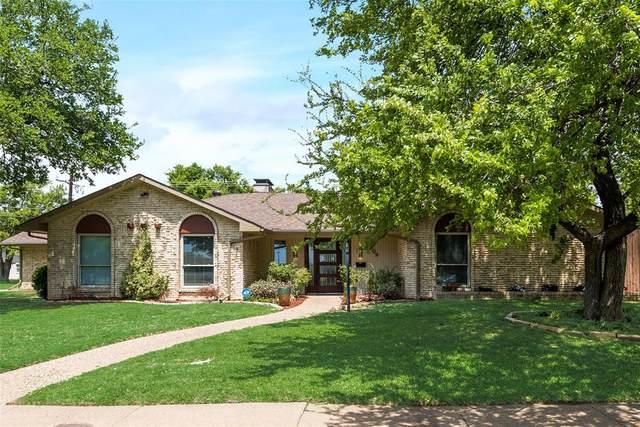 3809 Crown Shore Drive, Dallas, TX 75244 (MLS #14553847) :: Real Estate By Design