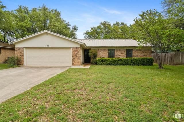 105 Mitsy Lane, Early, TX 76802 (MLS #14553855) :: The Daniel Team