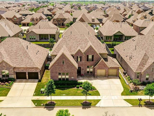 824 N Dusty Trail, Little Elm, TX 76227 (MLS #14553884) :: All Cities USA Realty