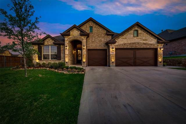 236 Open Sky Drive, Aledo, TX 76008 (MLS #14553888) :: RE/MAX Pinnacle Group REALTORS