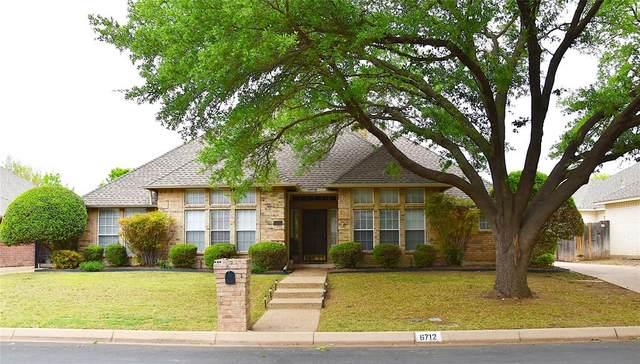 6712 Castle Creek Drive, Fort Worth, TX 76132 (MLS #14553891) :: Feller Realty