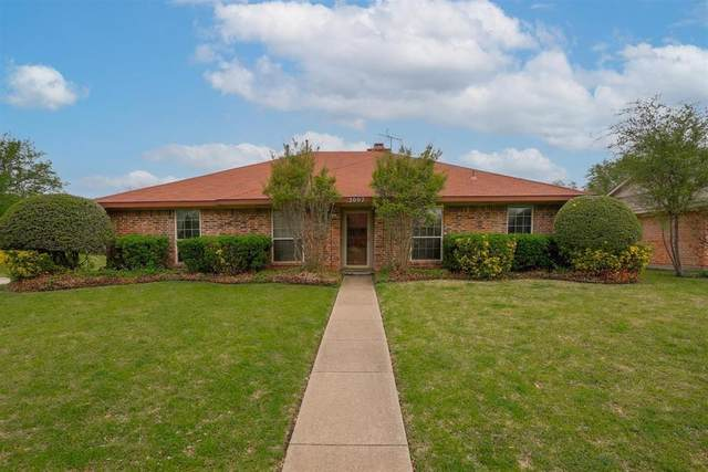 2007 Yvonne Place, Richardson, TX 75081 (MLS #14553898) :: Team Hodnett
