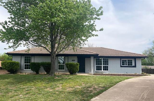 5317 Weddington Court, Fort Worth, TX 76133 (MLS #14553900) :: RE/MAX Landmark
