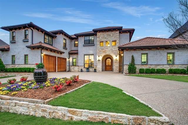 3404 Cedar Bluff Drive, Mckinney, TX 75072 (MLS #14553901) :: Feller Realty