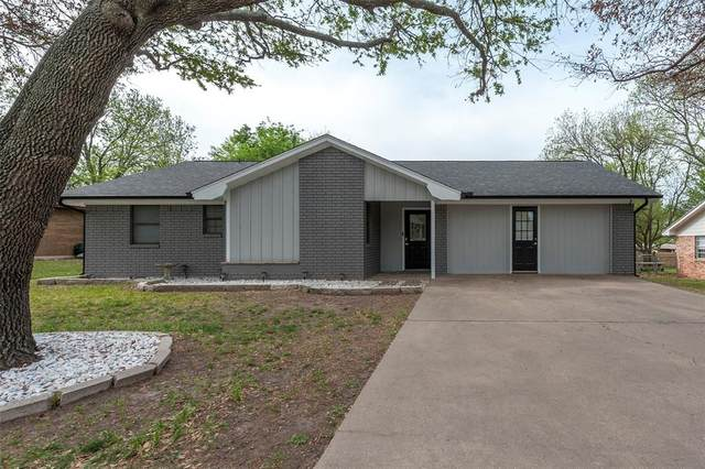 1219 Julie Street, Weatherford, TX 76086 (MLS #14553906) :: 1st Choice Realty