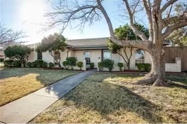 2300 Sunset Lane, Arlington, TX 76015 (MLS #14553915) :: Jones-Papadopoulos & Co