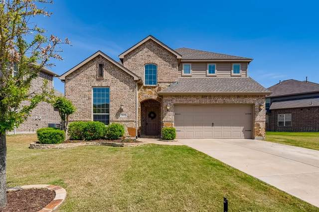 2642 Calmwood Drive, Little Elm, TX 75068 (MLS #14553919) :: The Chad Smith Team