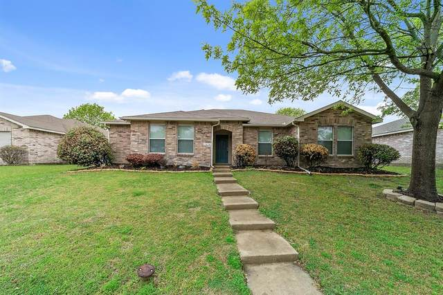 1616 Deerwood Drive, Rockwall, TX 75032 (MLS #14553922) :: Results Property Group