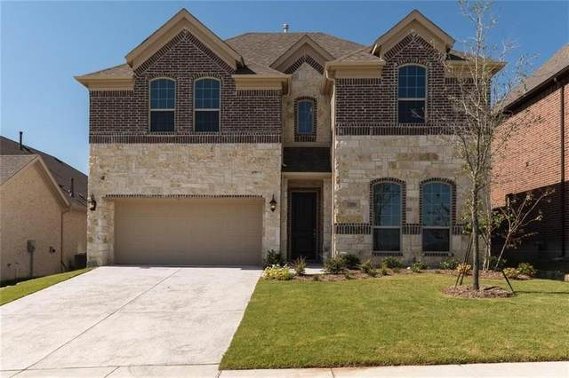 3701 Walden Drive, Mckinney, TX 75071 (MLS #14553938) :: 1st Choice Realty