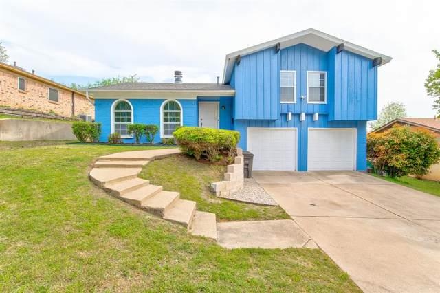 7837 Davenport Avenue, Fort Worth, TX 76116 (MLS #14553952) :: Craig Properties Group