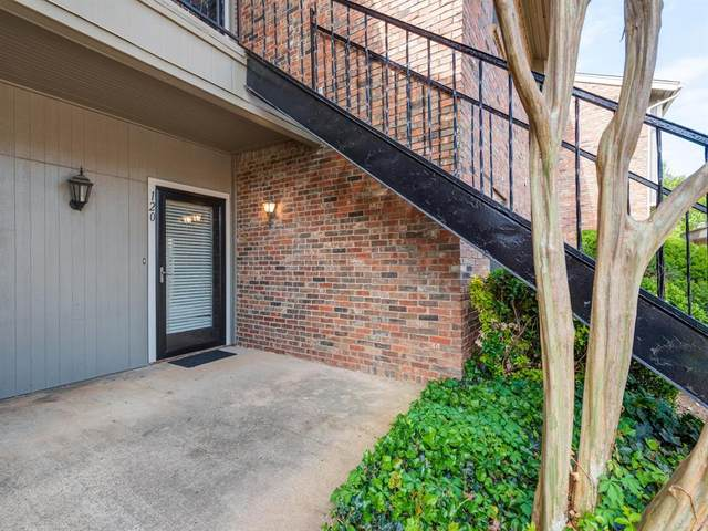 2740 Silver Creek Drive #120, Arlington, TX 76006 (MLS #14553954) :: The Juli Black Team