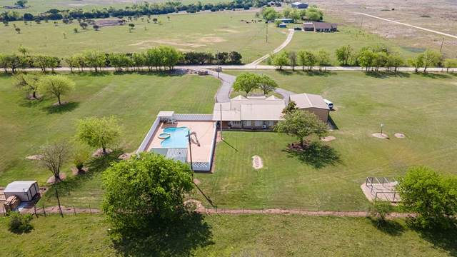 605 County Road 2655, Walnut Springs, TX 76690 (MLS #14553962) :: Real Estate By Design