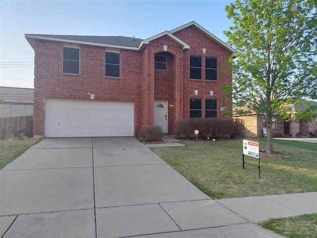 520 Briar Oaks Drive, Royse City, TX 75189 (MLS #14553975) :: The Chad Smith Team