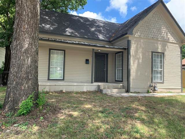 115 1st Street, Terrell, TX 75160 (MLS #14553981) :: All Cities USA Realty