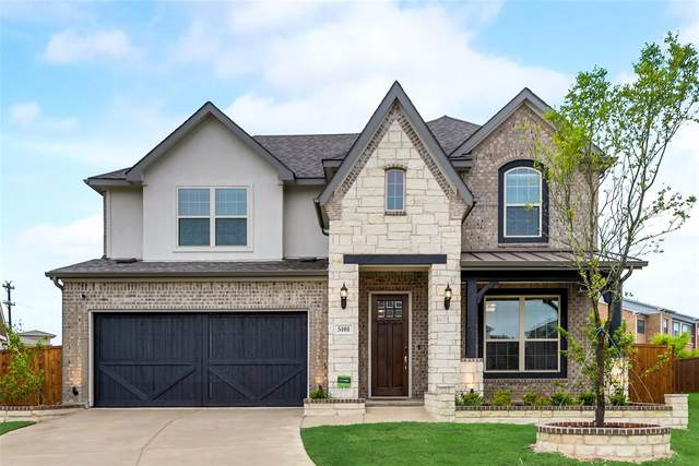 5101 Sangria Drive, Mckinney, TX 75070 (MLS #14553983) :: Real Estate By Design