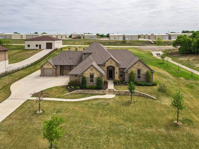 481 Addison Drive, Hudson Oaks, TX 76087 (MLS #14554019) :: Russell Realty Group