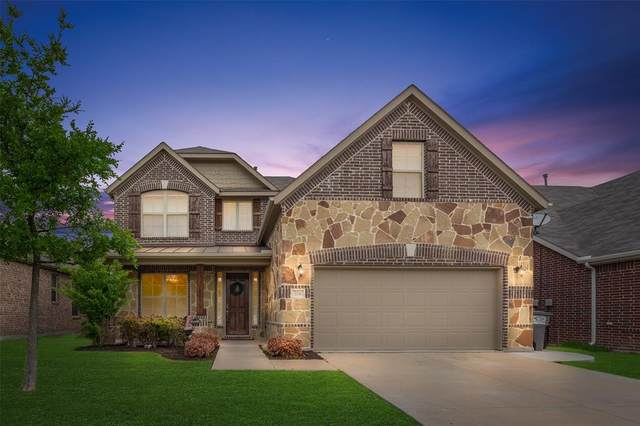 724 Sundrop Drive, Little Elm, TX 75068 (MLS #14554029) :: Wood Real Estate Group