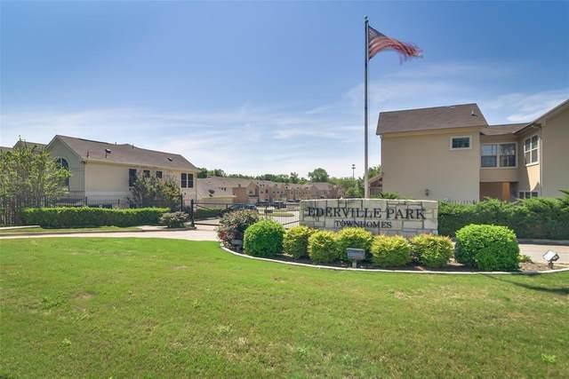 1526 Aldra Drive, Fort Worth, TX 76120 (MLS #14554048) :: Craig Properties Group