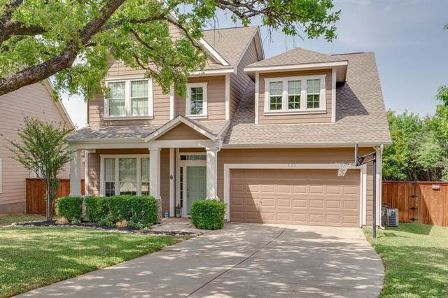 122 Fall Creek, Grapevine, TX 76051 (MLS #14554066) :: The Mitchell Group