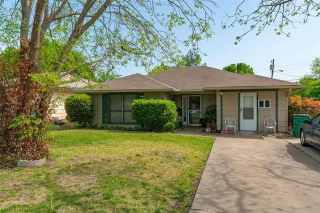 3135 Maple Avenue, Greenville, TX 75402 (MLS #14554086) :: The Chad Smith Team