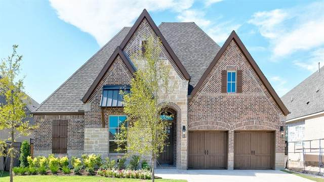 2691 Langley Way, Prosper, TX 75078 (MLS #14554091) :: Russell Realty Group