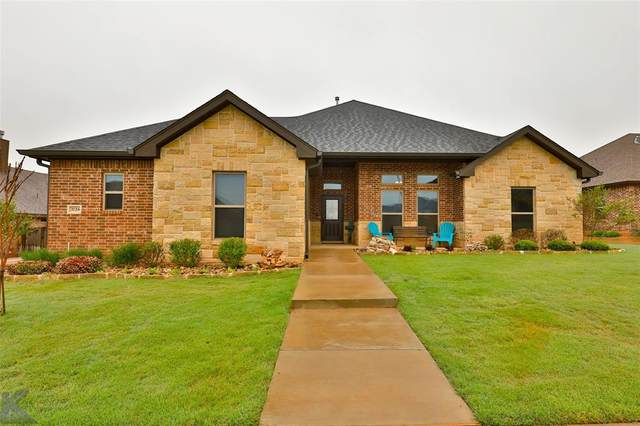 3726 Nobles Ranch Road, Abilene, TX 79606 (MLS #14554096) :: The Mauelshagen Group