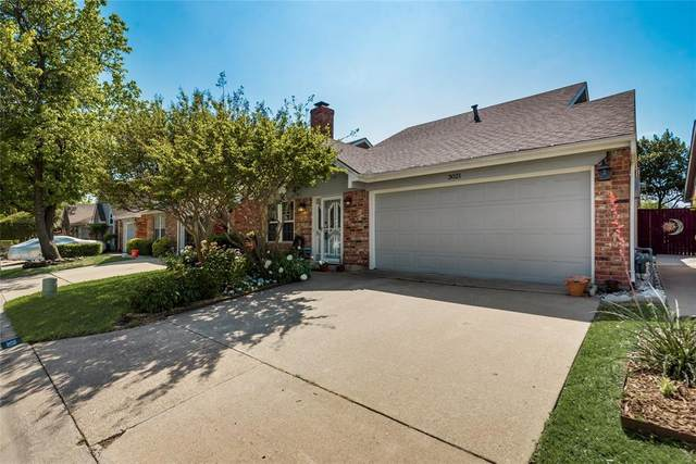 3021 Waterfront Circle, Garland, TX 75042 (MLS #14554101) :: Russell Realty Group