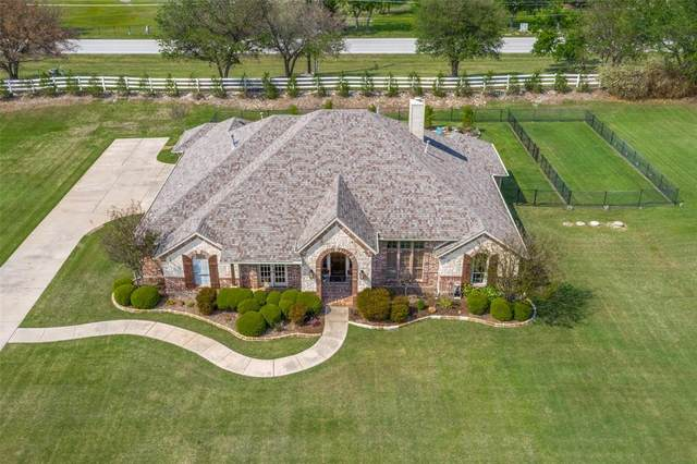 1601 Highland Meadows Court, Prosper, TX 75078 (MLS #14554103) :: Wood Real Estate Group