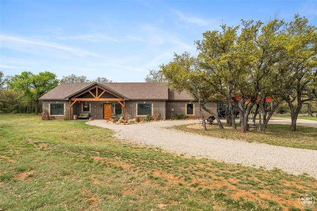 7700 County Road 574, Brownwood, TX 76801 (MLS #14554114) :: Hargrove Realty Group