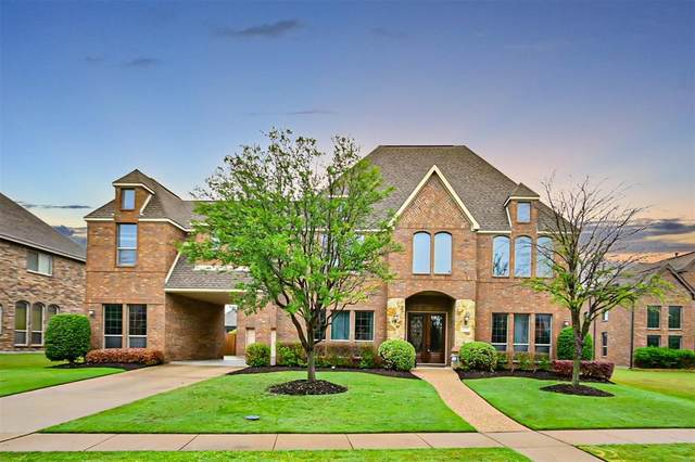 6839 Foghorn Lane, Grand Prairie, TX 75054 (MLS #14554116) :: The Tierny Jordan Network