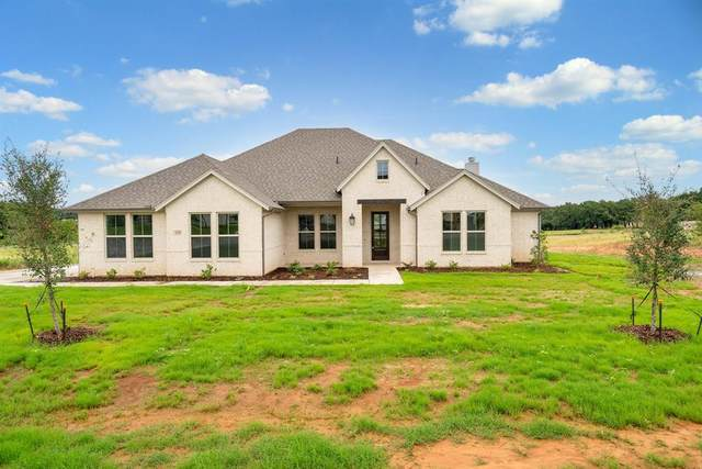 274 Odell Road, Springtown, TX 76082 (MLS #14554118) :: Hargrove Realty Group