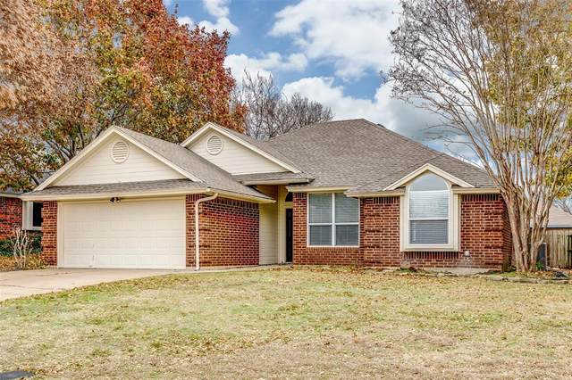 1300 Windy Meadows Drive, Burleson, TX 76028 (MLS #14554120) :: Results Property Group
