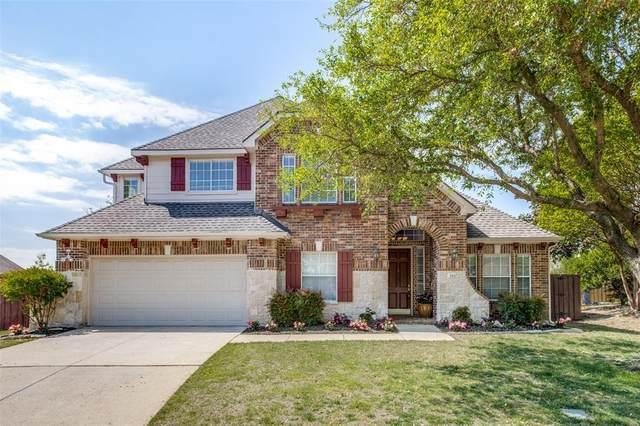 3417 Gillespie Road, Mckinney, TX 75072 (MLS #14554136) :: The Kimberly Davis Group