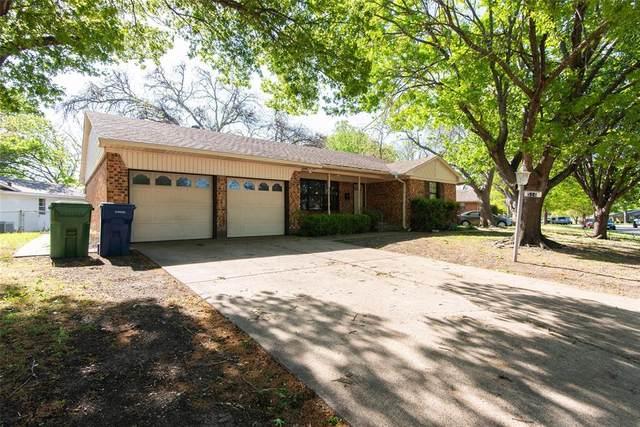 514 Medina Drive, Garland, TX 75041 (MLS #14554139) :: The Chad Smith Team