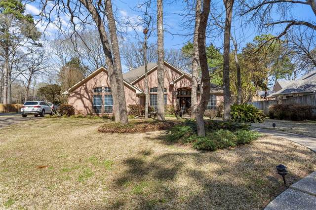 4118 Hollow Oak Circle, Tyler, TX 75707 (MLS #14554145) :: Hargrove Realty Group