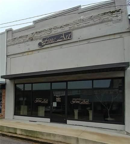 110 E Main Street, Whitesboro, TX 76273 (MLS #14554149) :: Team Hodnett