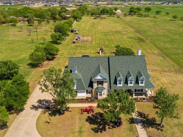 4700 Hackberry Lane, Allen, TX 75002 (MLS #14554153) :: The Daniel Team