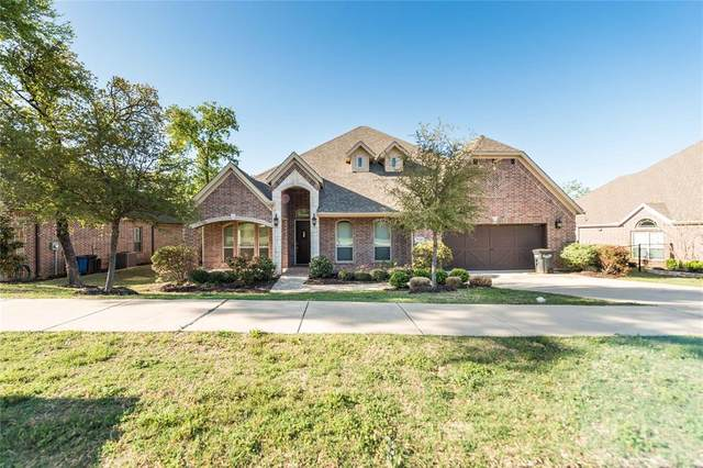 1224 Ballycastle Lane, Corinth, TX 76210 (MLS #14554161) :: Real Estate By Design