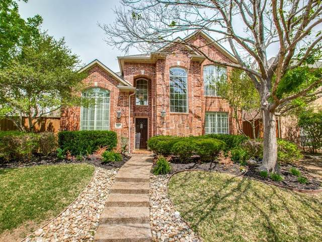 7507 Aberdon Road, Dallas, TX 75252 (MLS #14554163) :: The Juli Black Team