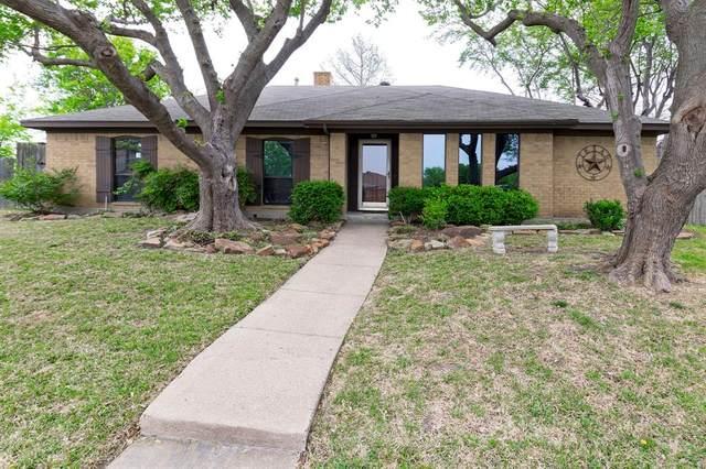 2250 Roundrock Circle, Carrollton, TX 75007 (MLS #14554164) :: The Chad Smith Team