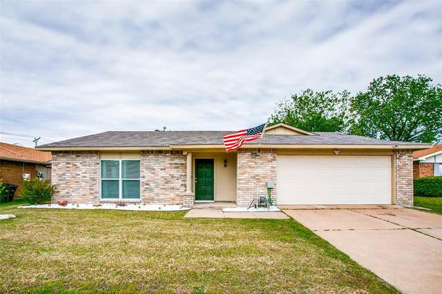 7405 Whitewood Drive, Fort Worth, TX 76137 (MLS #14554176) :: The Chad Smith Team