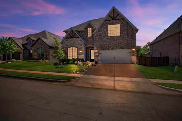 222 Waterview Court, Hickory Creek, TX 75065 (MLS #14554177) :: Real Estate By Design