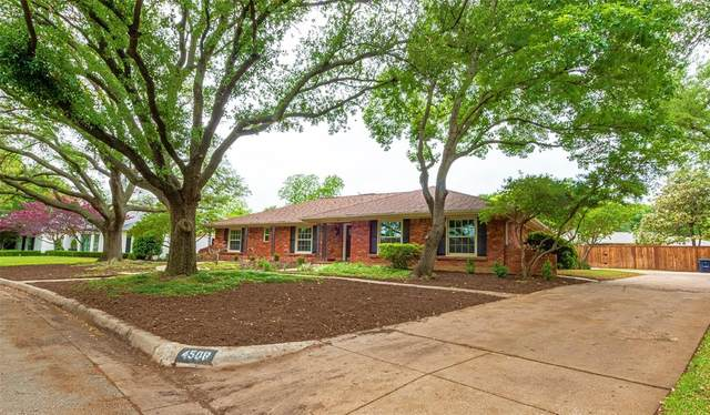 4508 Briarhaven Road, Fort Worth, TX 76109 (MLS #14554206) :: Front Real Estate Co.