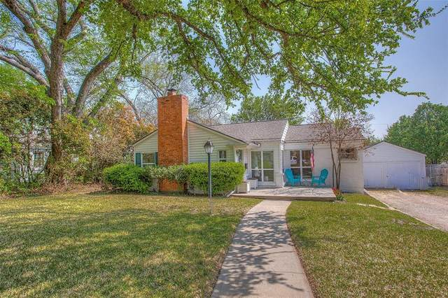 6445 Rosemont Avenue, Fort Worth, TX 76116 (MLS #14554208) :: Wood Real Estate Group
