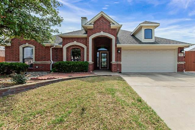 15013 Seventeen Lakes Boulevard, Fort Worth, TX 76262 (MLS #14554217) :: The Chad Smith Team