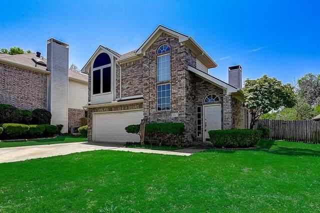 3811 Antioch Circle, Carrollton, TX 75007 (MLS #14554227) :: Team Tiller
