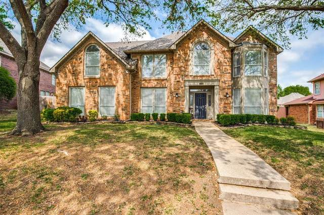 649 Oakdale Drive, Plano, TX 75025 (MLS #14554235) :: The Hornburg Real Estate Group