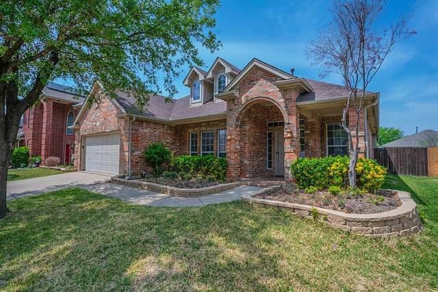 2617 Alpena Drive, Fort Worth, TX 76131 (MLS #14554245) :: The Chad Smith Team